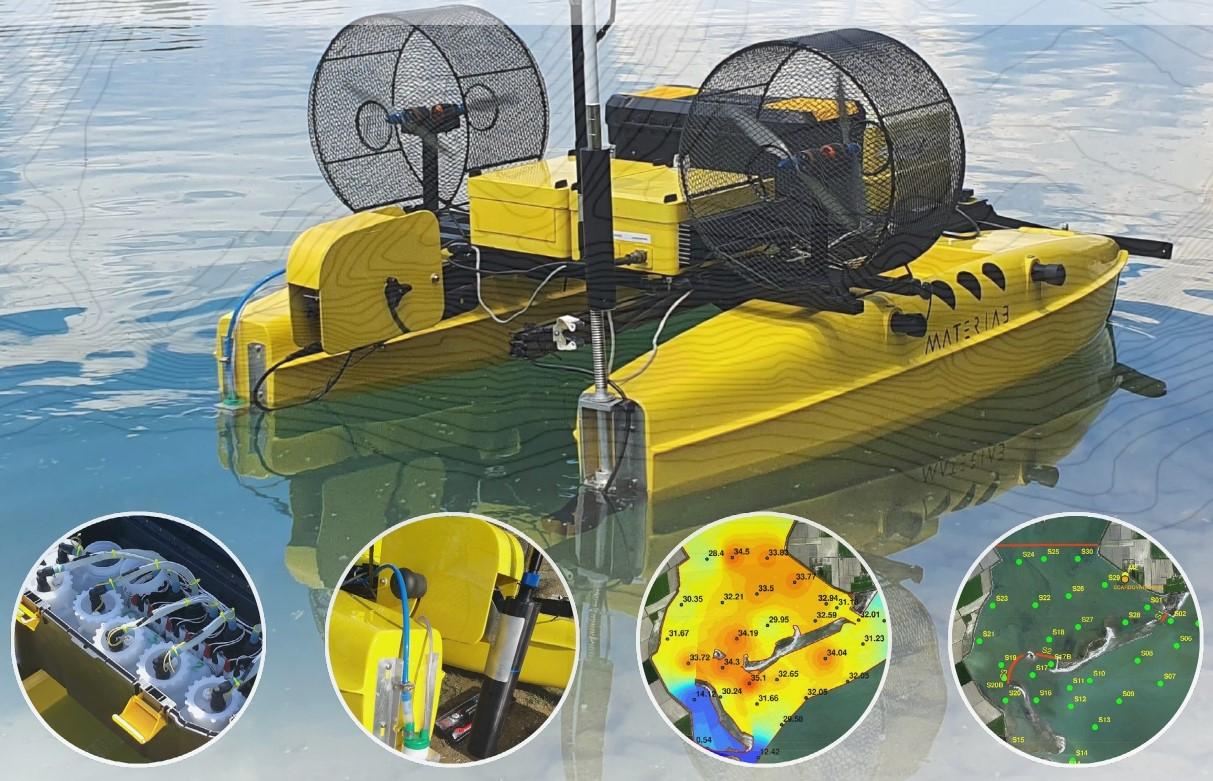 drone aquaread